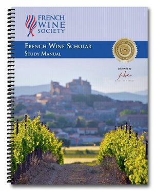 French Wine Scholar Study Manual