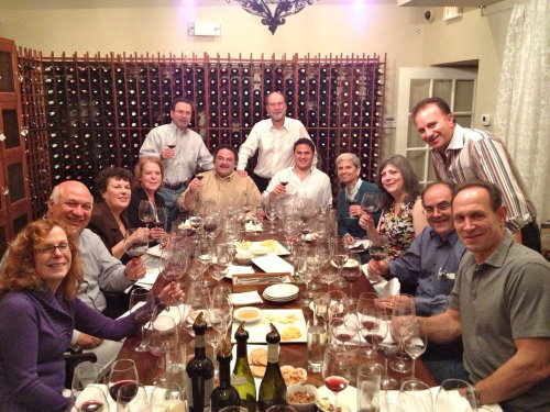 Westchester wine School Class Picture